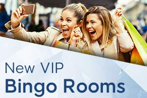 New Vip Bingo Rooms