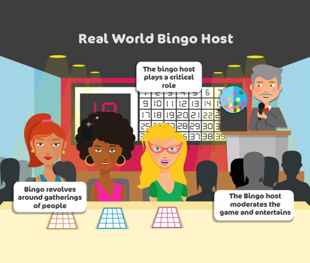 bingo chat host