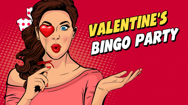 Valentines Bingo Party