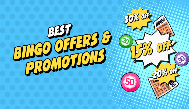 Bingo Offers and Promotions